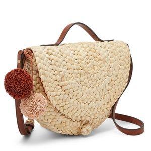 Fossil.Faye Convertible Crossbody Bag.NWT!
